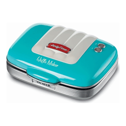 Party Time waffle maker Blue