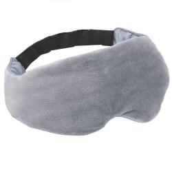 Sovmask 3D extra mjuk - grå