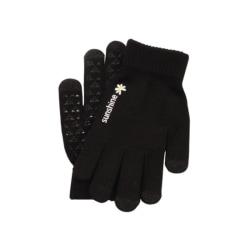 Fingervantar med touch och antislip Svart (M)