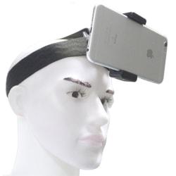 Pannband för GoPro kamera och mobil