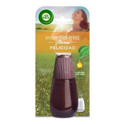 Refill Till Luftfräschare Essential Mist Air Wick Happiness (20