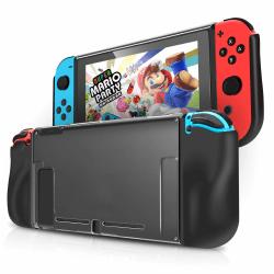 Nintendo Switch skydd/skal Svart