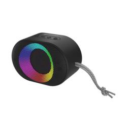 aud Högtalare Aurora Mini 7 W, vattentät, Bluetooth, RGB, bär
