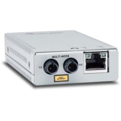 Allied Telesis AT-MMC2000/ST-960, 1000 Mbit/s, 10Base-T,100Base-