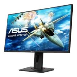 "ASUS VG245Q spelmonitor, 24"" 1920x1080, 1 ms, HDMI, DP, svart *M"