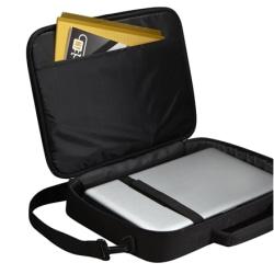"Case Logic VNCI217 Passar upp till storlek 17,3 "", svart, Messen"