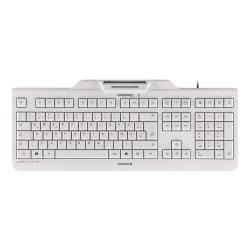Cherry KC 1000 SC, tangentbord med kortläsare, nordisk layout,