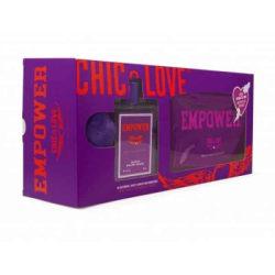 Parfymset Damer Chic & Love Empower EDT (100 ml)