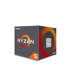 AMD Ryzen 5 1600, 3,6 GHz, AM4, Processortrådar 12, Packing Ret