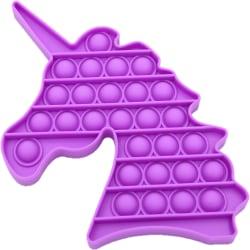 Fidget toy Enhörning, Lila