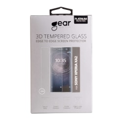 GEAR Härdat Glas 3D Full Cover Transp. Sony Xperia XA2 (SM12 Transparent