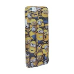 MINIONS Skal Plast iPhone 6/6S Multi Minions