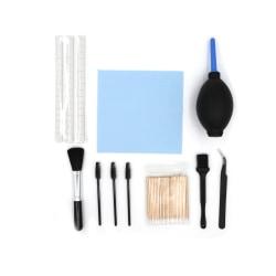 Rengörings-kit för hörlurar 12 delar