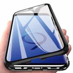 Samsung Galaxy S9 skal med skärmskydd Svart