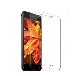 Skärmskydd iPhone 8 Härdat glas Transparent 2-pack