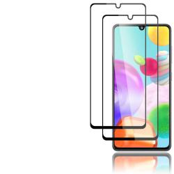 Skärmskydd Samsung Galaxy A41 Svart 2-pack