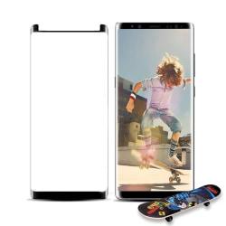 Skärmskydd Samsung Galaxy Note 8 Härdat glas Svart