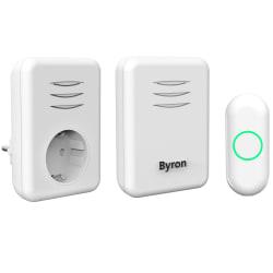 Trådlös dörrklocka Plug-in och portabel