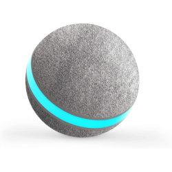 Wicked Ball - interaktiv leksak för hund och katt - grå