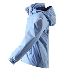 2 i 1 vårjacka Reimatec med avtagbar fleece blå Ljusblå