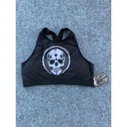 Northern spirit träningsbh läcker design strl XL - Pride Skull XL