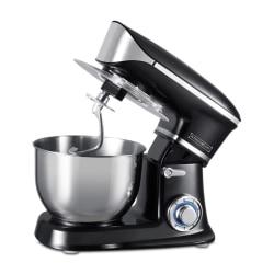 Royalty Line Kitchen Machine 1900W, 6.5L Black svart