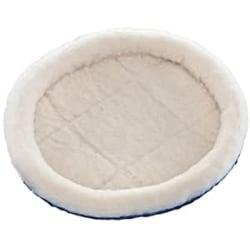 Fluffig säng för små gnagare; 30 x 26 cm