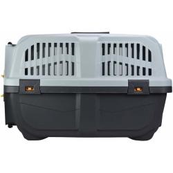 Nobby transportlåda för små hundar och katter, grå