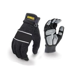 Dewalt Unisex Secure Fit Performance Handske Stor Svart Black Large