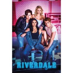 Riverdale Group -affisch En storlek mångfärgad Multicoloured One Size