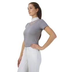 HyFASHION Lucie Lace Show Shirt Dam/Dam S Grå Grey S