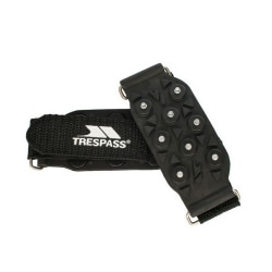 Trespass Clawz Emergency Traction Aid Ice Grippers One Size Blac Black One Size