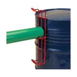 Stubbs Barrel Jump Cups (par) En storlek röd Red One Size