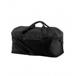 AWDis Just Cool Shoulder Strap Holdall Gym Bag One Size Jet Blac Jet Black One Size