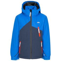 Trespass Barns / Kids Scarce Ski Jacket 7-8 Years Blue Blue 7-8 Years