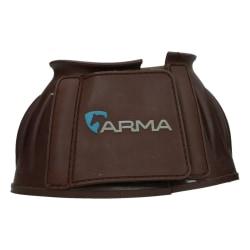 ARMA Touch Close Horse Overreach Boots XX Full Brown Brown XX Full