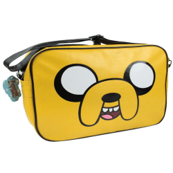 Adventure Time Jake Messenger Bag One Size Gul Yellow One Size