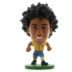 Brasilien Willian SoccerStarz Figur One Size Flerfärgad Multicoloured One Size