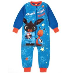 Bing Bunny Boys Good Night Bing Characters Bodysuit 18-24 månader Blue 18-24 Months