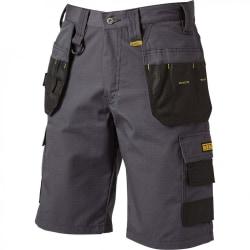 Dewalt Herr Cheverley Cargo Shorts 38R Grå Grey 38R