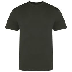 AWDis Just Ts Mens 100 T-Shirt L Combat Green Combat Green L