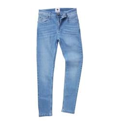 AWDis So Denim Mens Max Slim Fit Jeans 36 / R Light Wash Light Wash 36/R