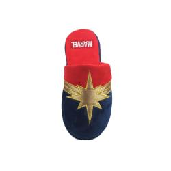 Captain Marvel Dam/Dam Tofflor 3 UK-4 UK Blå/Guld/Röd Blue/Gold/Red 3 UK-4 UK