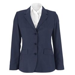 Alexandra Womens / Ladies Icona Long Line Formal Work Jacket 10R N Navy 10R