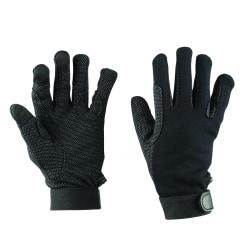 Dublin Unisex Thinsulate Winter Track Riding Handskar S Svart Black S