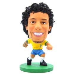 Brasilien Marcelo SoccerStarz One Size Flerfärgad Multicoloured One Size