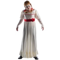 Annabelle Womens/Ladies Deluxe Costume XL Vit/Röd White/Red XL