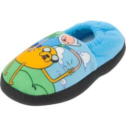 Adventure Time Boys Jake And Finn Tofflor 12 UK Barn Blå/Svart Blue/Black 12 UK Child