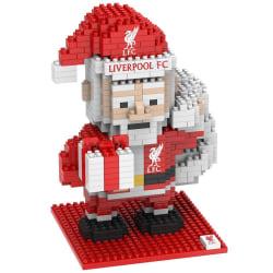 Liverpool FC Santa Claus Puzzle One Size Röd / Vit Red/White One Size