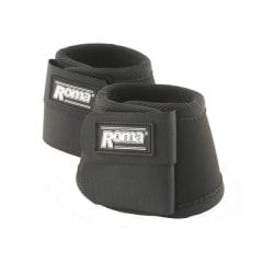 Roma Neoprene Bell Boots II Full Black Black Full